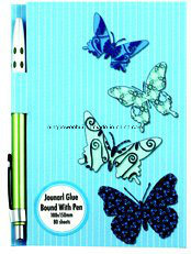 Top Quality Soft Cover Notebook Journal for Office Supply pictures & photos