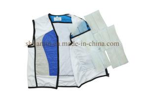 2016 New Premium Popular PCM Ice Pack Vest, Cooling Ice Vest Gel Cooling Vest