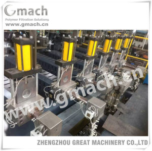 Screen Changer (GM-SSP series) in Plastic Extruders pictures & photos