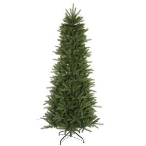 New Design 195cm Artificial Slim Christmas Tree