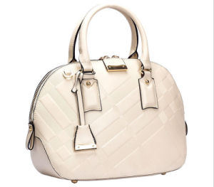 Newest Fashion Brand High Quality Cowhide Shell Package Wholesale Lady′s Handbag pictures & photos