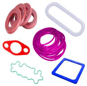 Silicone Rubber Gasket Seal Strange Shape pictures & photos