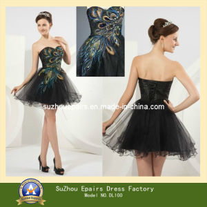 Black Cocktail Dress on Black Party Cocktail Dress  Dl100    China Cocktail Dress Short Prom
