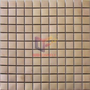 Rose Bronze Metal Mosaic (CFM951) pictures & photos
