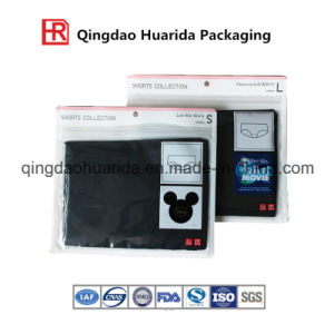 Wholesale Durable Packaging Plastics Garment Bag with Customer Design pictures & photos