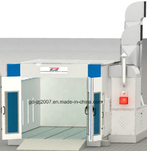 European Standard Auto Spray Paint Booth for Sale pictures & photos