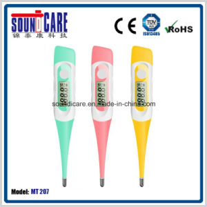 Soft Tip Clinic Thermometer with Samples Available (MT207)
