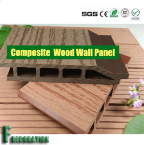Long Lasting Waterproof Composite Wood WPC Wall Panel