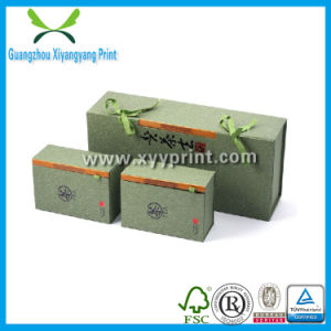 Food Packaging Tea Tin Box Paper Wine Gift Box pictures & photos