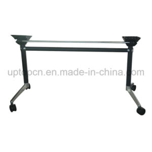 Commercial Foldable Office Table Leg for Rectangle Table (SP-ATL252) pictures & photos