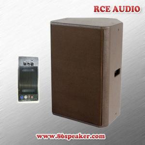 15 Inch Powered PA Speaker DJ Loudspeaker with 600W Amplifier DSP