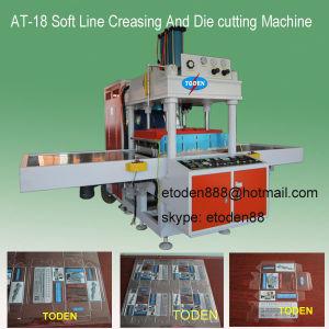 Printed Box Sheet Crease and Die Cut Machine