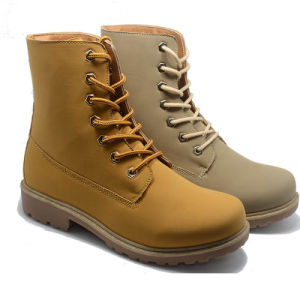 Footware Boots High Top Injection Classical Women Men Shoes pictures & photos