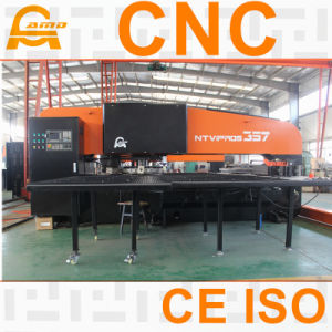 CNC Turret Punch Press, CNC Hydraulic Turret Punch Press Machine pictures & photos