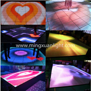 Custom Product 3D Outdoor LED Dance Floor (YS-1508) pictures & photos