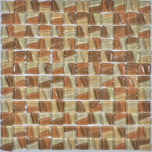 Beautiful Rose Glass Mosaic pictures & photos
