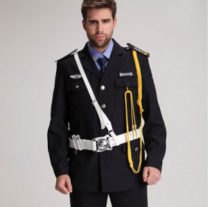 New Product Hot Sale fashion Design High Quality Security Guard Uniform pictures & photos