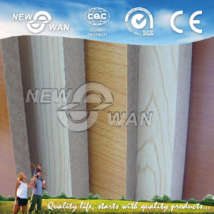 Red Oak Melamine Faced MDF (NMM-012) pictures & photos