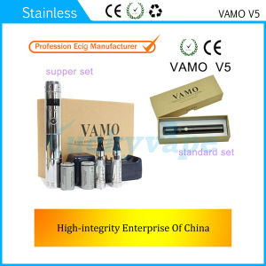 Upgrated Vamo V5 E-Cigarette (Black Version! 3 - 15 W)