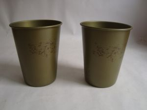 Brand Bacardi Metal Drinking Cup pictures & photos