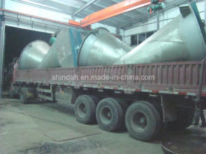 Vertical Double Screw Cone Mixer for Dry Powder pictures & photos