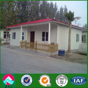 China Supplier New Product Metal Constructions Steel Structure Prefabricated House pictures & photos