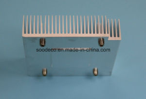 Aluminum 6063 Extruded Profile Heat Sink pictures & photos