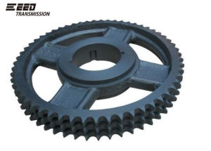 High Quality Cast Iron Wheel Sprocket pictures & photos