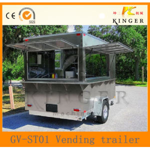 2015 Hot Sale Hot Dog/ Ice Cream Vending Driving Truck