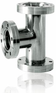 CF Tee for Flanges for Vacuum Valves pictures & photos