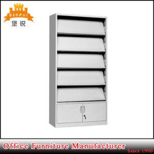 Office Steel Storage Magazine Rack pictures & photos