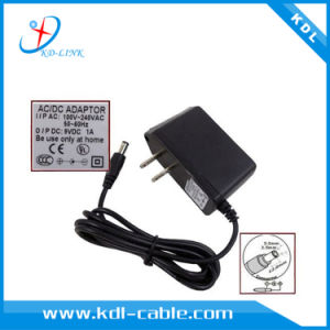 12V 1A Power Adapter America Plug AC DC Power Adapter pictures & photos