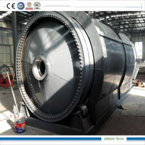 10 Ton Plastic Recycling Plant Making Diesel Oil pictures & photos