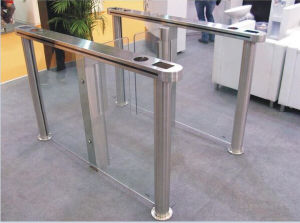 Biometric RFID IC ID Card Speed Gate Turnstile Th-Sg309 pictures & photos