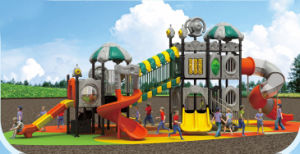 Kids Outdoor Playground Slide Play Equipment HD-Tsa001 pictures & photos