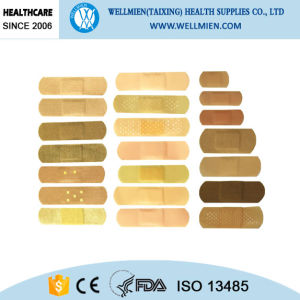 Different Shape Custom Printed Wound Plaster Band Aid pictures & photos
