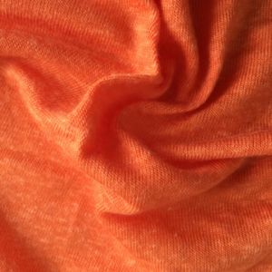 Linen Tencel Knitted Solid Fabric (QF15-2204) pictures & photos