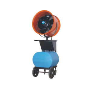 Industriral Mobile Misting Fan with Remote Control pictures & photos