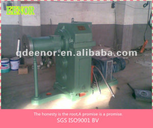 China Supplier Single Screw Hot Feed Rubber Extruder Machine Price Qingdao pictures & photos