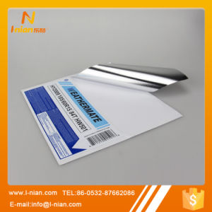 Custom High Adhesion Waterproof Tire Labels Rubber Tyre Sticker pictures & photos