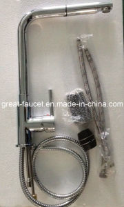 High Quality Pull-out Sink Kitchen Faucet Kitchen Tap pictures & photos