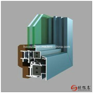 Deep Processing Aluminum Doors and Windows Profile