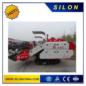 Silon Rice and Wheat Grain Combine Harvester Machine (4LZ-3.0) pictures & photos