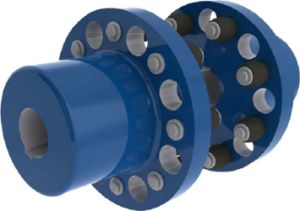 Elastic Pin Universal Shaft Coupling (HL) pictures & photos