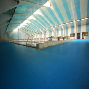 Anti-Slip Commercial/Sports PVC Swimming Floor pictures & photos