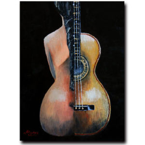 Wholesale High Quality Handmade Modern Decoration Painting (Nude Woman Body) pictures & photos