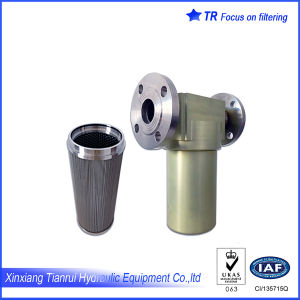 Low Pressure Fuel, RP-1, RP-2, RP-3 Pipe Basket Strainer pictures & photos