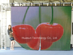 P30mm Cylinder LED Display for Stage Video Wall pictures & photos