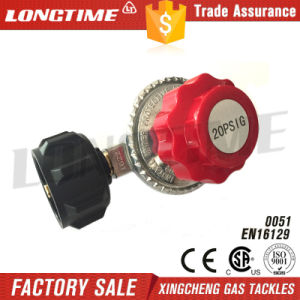 High Pressure Adjustable 0-20 Psi LPG Gas Regulator pictures & photos