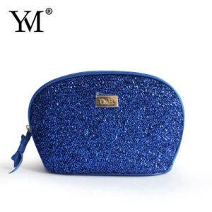 Wholesale Promotional Shiny Customized Special Design Toiletry Bag pictures & photos